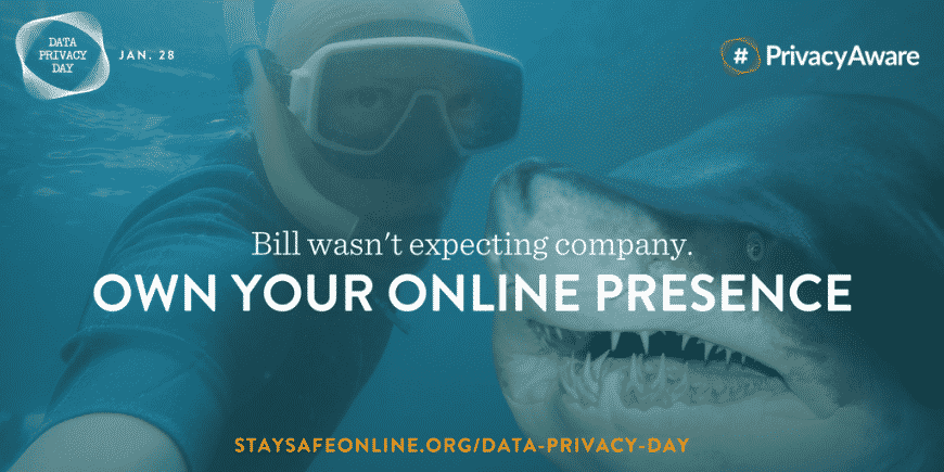 Own Your Online Presence - Data Privacy